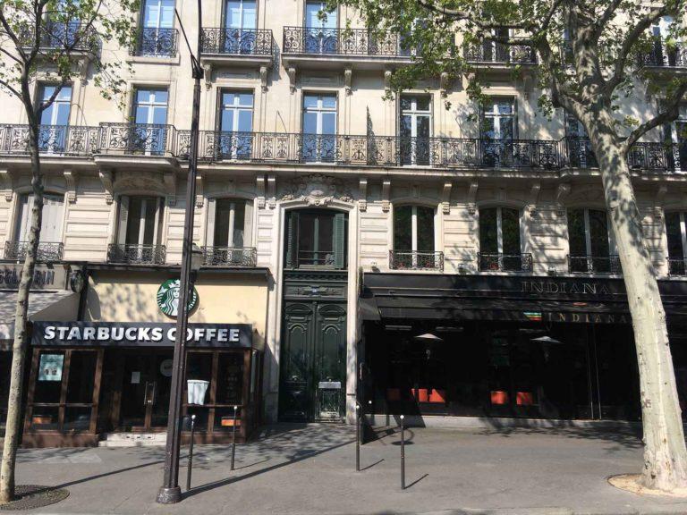 façade CHP Expertise 18 bd Montmartre 75009 Paris
